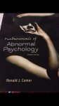 abnormal psych book