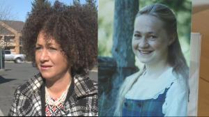 Rachel Dolezal- Now and Then.